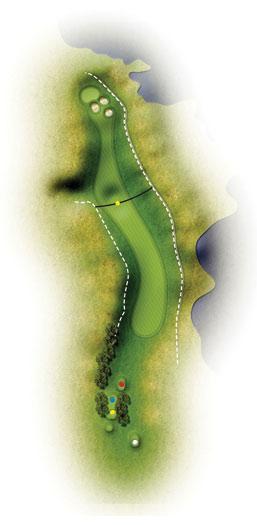 trou 10 etretat golf normandie