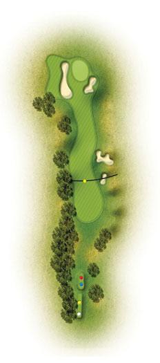 trou 7 etretat golf normandie