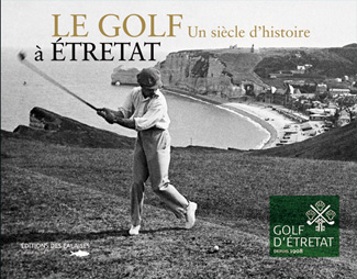 golf d'étretat book cover