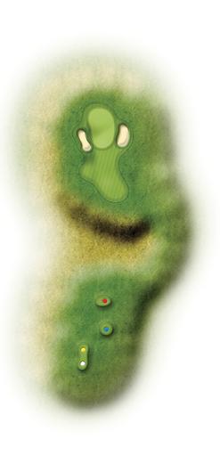 trou 11 etretat golf normandie