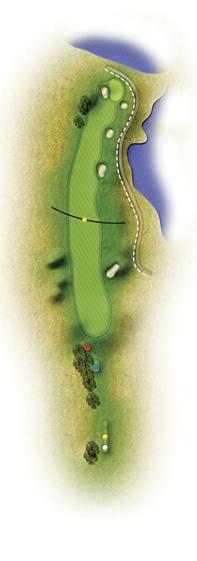 trou 12 etretat golf normandie