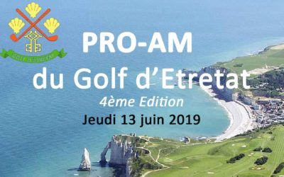 Pro Am d'Etretat – jeudi 13 juin 2019