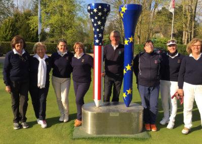 golf normandie équipe dames