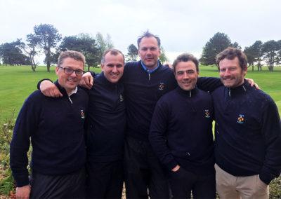 golf normandie équipe mid-am