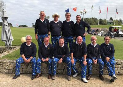 golf normandie équipe seniors