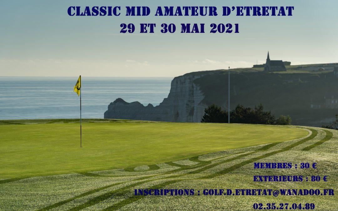 Classic Mid Amateur d'Etretat 2021