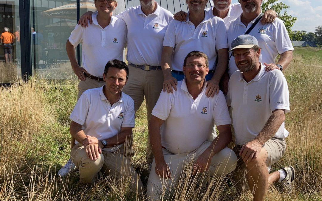 Equipe Senior Messieurs Championnat de Normandie